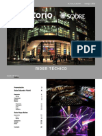 Rider Técnico Auditorio Nac Del Sodre_ Marzo 2015