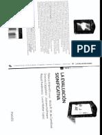 8.- La Evaluacion Significativa Rebeca Anijovivh Compiladora