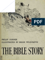 Turner, Philip - The Bible Story (Brian Wildsmith's Illustrated Bible Stories) (9780385534536)