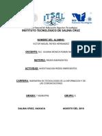 Trabajo de Investigacion I - Victor Miguel Rh