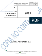 Manual de Siglas Abreviaturas Acronimos