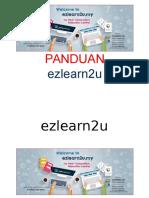 PANDUAN EZLEARN2U