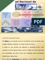 Cultura Organizacional 6 de Set 2014