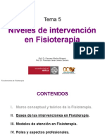 5 Niveles de Intervencion en Ftp