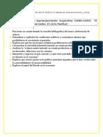 Apuntes de Apoyo v. Crecimiento Agroexportador Argentino