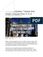 Animal Symbolism.TOTEMS.Dream Analysis..A to Z.pdf