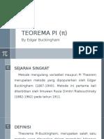 Teorema Pi (π)