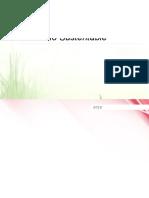 Antologia de La Unidad III - IV de Desarrollo Sustentable
