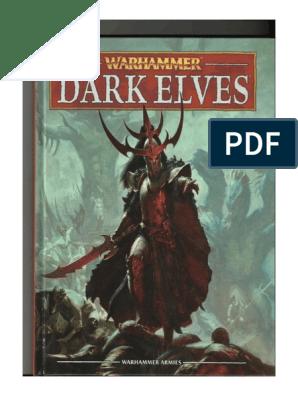 elves scribder dark army book