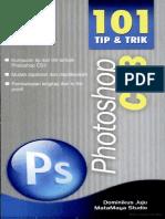 101 Tips Dan Trik Photoshop Cs3