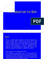 Intro to Soil