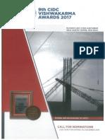 CIDC Vishwakarma Awards 2017