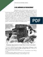 Crónica Anónima de Pachacamac. Edmundo Guillen Guillen