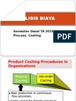 Lec 8 Process Costing