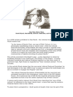 David Myatt, Reichsfolk, Esoteric Hitlerism, and Savitri Devi
