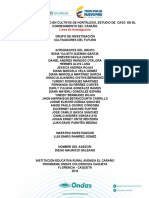 Informe Final Cultivadores Del Caraño