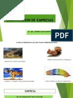 2da Parte Entorno Empresarial