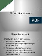 Dinamika Kosmik by Bu Hesty