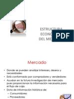 Estructura Economica Del Mercado