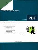 Module IX. DFSS - Part II - D. Special Design Tools (2).pdf