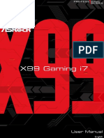 Fatal1ty X99 Professional Gaming i7