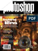 Photoshop Behind TheLens