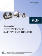 Safety Journal
