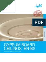 Knauf ENBS Ceiling Manual