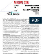 Fermentations in World Food Processing.