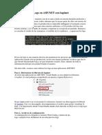 Logs en ASP.net Con Log4net
