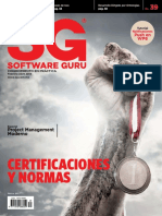 Revista certificaciones Software Guru