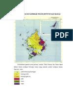 Peta Geologi Lembar Teluk Butun Dan Ranai