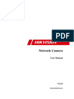User Manual of Network Camera