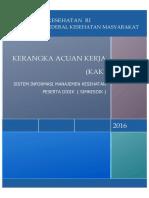 KAK Sistem Informasi Manajemen Peserta Didik 2016