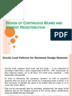 Lectut CEN 308 PDF Moment Redistribution