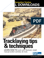 Tracklaying Tips