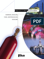 Carbon Dioxide Fire Suppression Systems Brochure