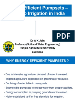 06 Energy Efficient Pump Sets Boon to Irrigation in India