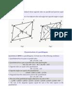 Parallelogram s