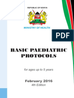 Basic Paediatric Protocols 2016