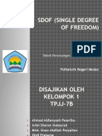 Sdof (Single Degree of Freedom)
