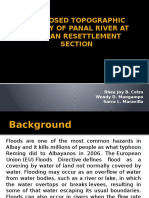 Proposed Topographic Survey of Panal River at Taysan