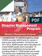 11 Disaster Management