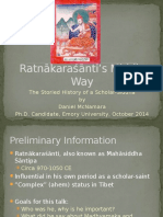 Ratnakarashanti Lecture Powerpoint