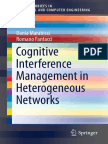 001- Cognitive Interference Management in Heterogeneous Networks