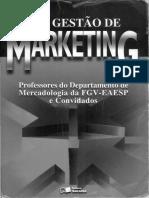 Gestao de Marketing CAP 01