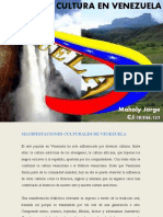 Cultura en Venezuela