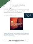 2017 - So verdient Ihr Blog Geld für Sie