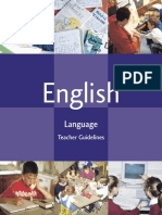 English Language (Teacher Guidelines)