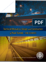 Technical Manual for Design and Construction of Road Tunnels-2010
